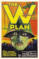The W Plan movie poster (1930) picture MOV_5c5b88c7