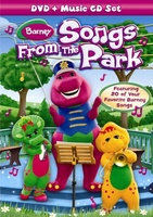 Barney Songs from the Park movie poster (2003) picture MOV_5c5c184d
