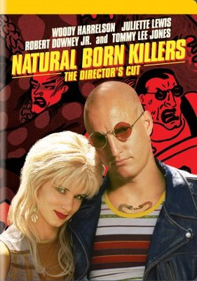 Natural Born Killers movie poster (1994) poster MOV_5c60f649