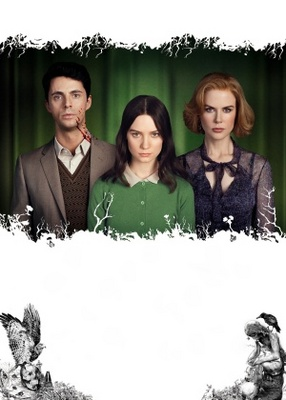 Stoker movie poster (2013) poster MOV_5c64e258
