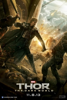 Thor: The Dark World movie poster (2013) poster MOV_5c67be7e