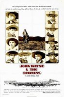 The Cowboys movie poster (1972) picture MOV_5c67eb5d
