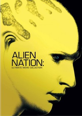 Alien Nation movie poster (1989) poster MOV_5c6f5dde