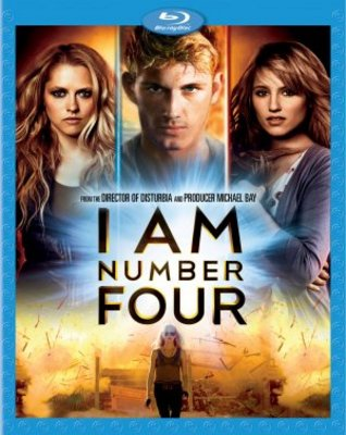 I Am Number Four movie poster (2011) poster MOV_5c721908