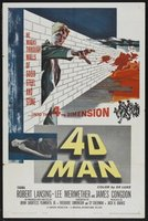 4D Man movie poster (1959) picture MOV_5c72d54f