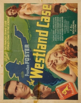 The Westland Case movie poster (1937) poster MOV_5c7d042d