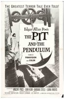 Pit and the Pendulum movie poster (1961) picture MOV_5c909105