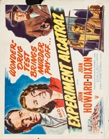 Experiment Alcatraz movie poster (1950) picture MOV_66ce5bcc