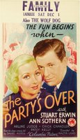 The Party's Over movie poster (1934) picture MOV_5c997dfe