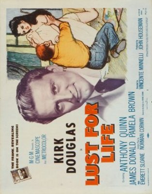 Lust for Life movie poster (1956) poster MOV_5c9a10eb