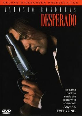 Desperado movie poster (1995) poster MOV_5c9d9be4