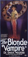The Blonde Vampire movie poster (1922) picture MOV_5c9f2778