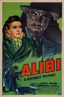 Alibi movie poster (1942) picture MOV_5ca30a7b