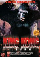 King Kong Lives movie poster (1986) picture MOV_5ca4290c