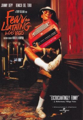 Fear And Loathing In Las Vegas movie poster (1998) poster MOV_5ca5931f