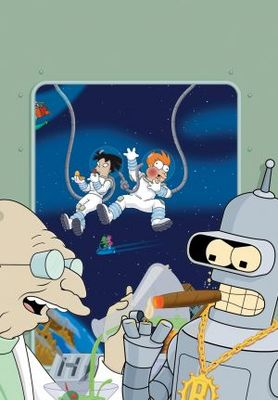 Futurama movie poster (1999) poster MOV_5cacc6ed