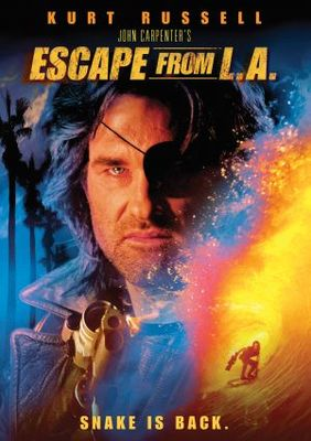 Escape From Los Angeles movie poster (1996) poster MOV_5cadfba1