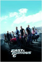 Fast & Furious 6 movie poster (2013) picture MOV_5cb1288f