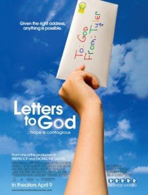 Letters to God movie poster (2010) poster MOV_5cb26160