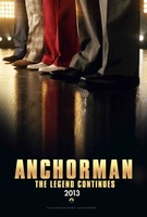 Anchorman: The Legend Continues movie poster (2014) picture MOV_5cb3d0fc