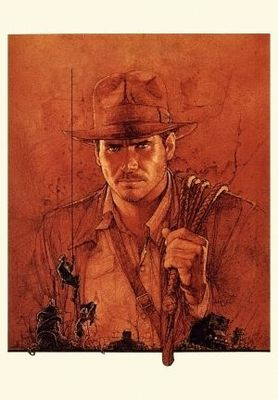 Raiders of the Lost Ark movie poster (1981) poster MOV_5cb4e683