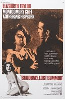 Suddenly, Last Summer movie poster (1959) picture MOV_5cbf0860