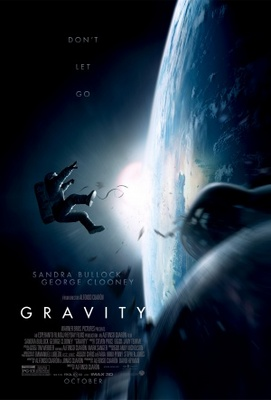 Gravity movie poster (2013) poster MOV_5cc1213b