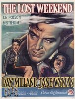 The Lost Weekend movie poster (1945) picture MOV_5cc411c2