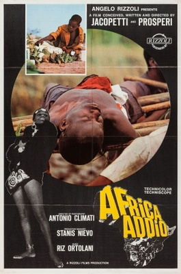 Africa addio movie poster (1966) poster MOV_5cc4ec06