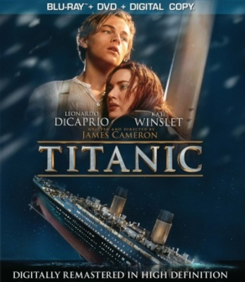 Titanic movie poster (1997) poster MOV_5cc6abf8