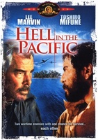 Hell in the Pacific movie poster (1968) picture MOV_5cd9a4ce