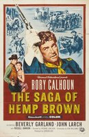 The Saga of Hemp Brown movie poster (1958) picture MOV_5cdac328
