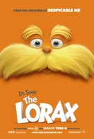 The Lorax movie poster (2012) picture MOV_5cdf100e