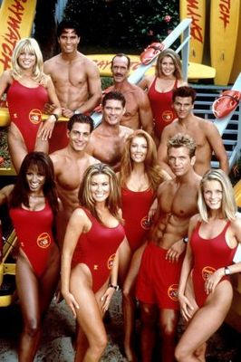Baywatch movie poster (1989) poster MOV_5cdf9973