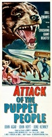 Attack of the Puppet People movie poster (1958) picture MOV_5ce357e3