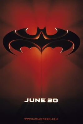 Batman And Robin movie poster (1997) poster MOV_5ce707b9