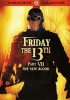 Friday the 13th Part VII: The New Blood movie poster (1988) picture MOV_5ce93308