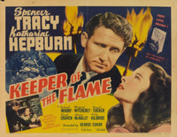 Keeper of the Flame movie poster (1942) picture MOV_5cebtiic