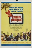Return to Peyton Place movie poster (1961) picture MOV_5ced9e76