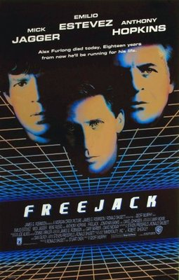 Freejack movie poster (1992) poster MOV_5cf0f5a0