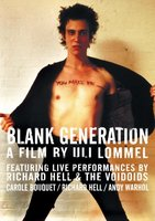 Blank Generation movie poster (1980) picture MOV_5cf2c65a