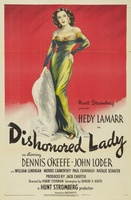 Dishonored Lady movie poster (1947) picture MOV_5cf63ce0