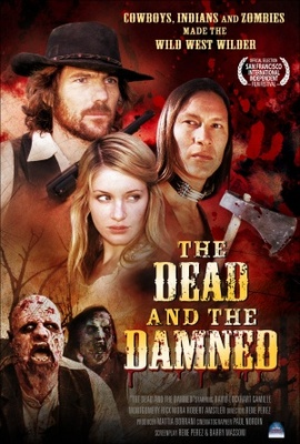 The Dead and the Damned movie poster (2011) poster MOV_5cf6f4fa