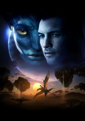 Avatar movie poster (2009) poster MOV_5cf9c4a3