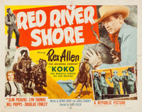 Red River Shore movie poster (1953) picture MOV_5cm8jhpf