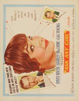 Ask Any Girl movie poster (1959) picture MOV_5d05df4e