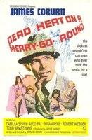 Dead Heat on a Merry-Go-Round movie poster (1966) picture MOV_5d06036b