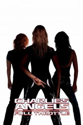 Charlie's Angels 2 movie poster (2003) poster MOV_5d11040e