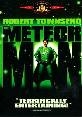 The Meteor Man movie poster (1993) poster MOV_5d182e3b