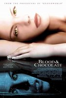 Blood and Chocolate movie poster (2007) picture MOV_5d18954a